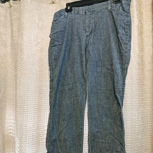 Lee Riders size 14P petite lightweight jeans pants